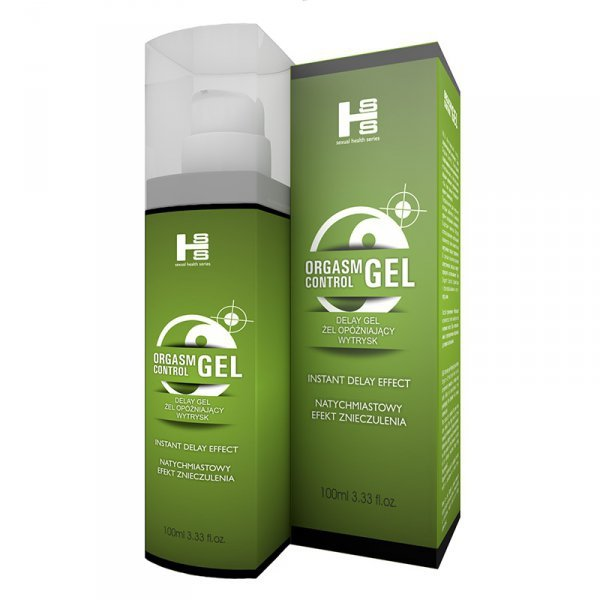 Orgasm Control+ Gel 100ml