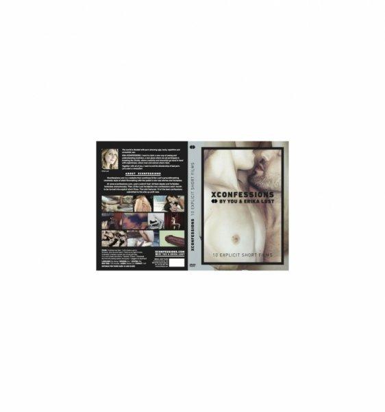DVD Erika Lust - XConfessions vol. 1
