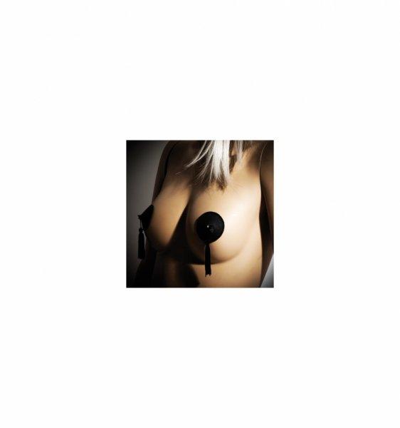 Bijoux Indiscrets - Burlesque Pasties, czarne