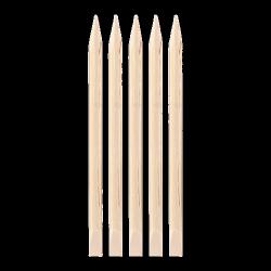 Cuticle Pusher Holz 120 Stück