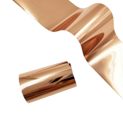 Transfer Nagelfolie ROSE GOLD