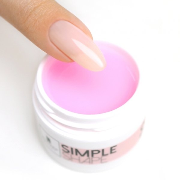 SIMPLE SHAPE Cover Pink 15ml - Mistero Milano
