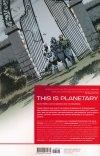 PLANETARY VOL 01 SC (Oferta ekspozycyjna)