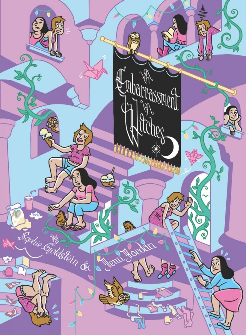 EMBARRASSMENT OF WITCHES GN VOL 01