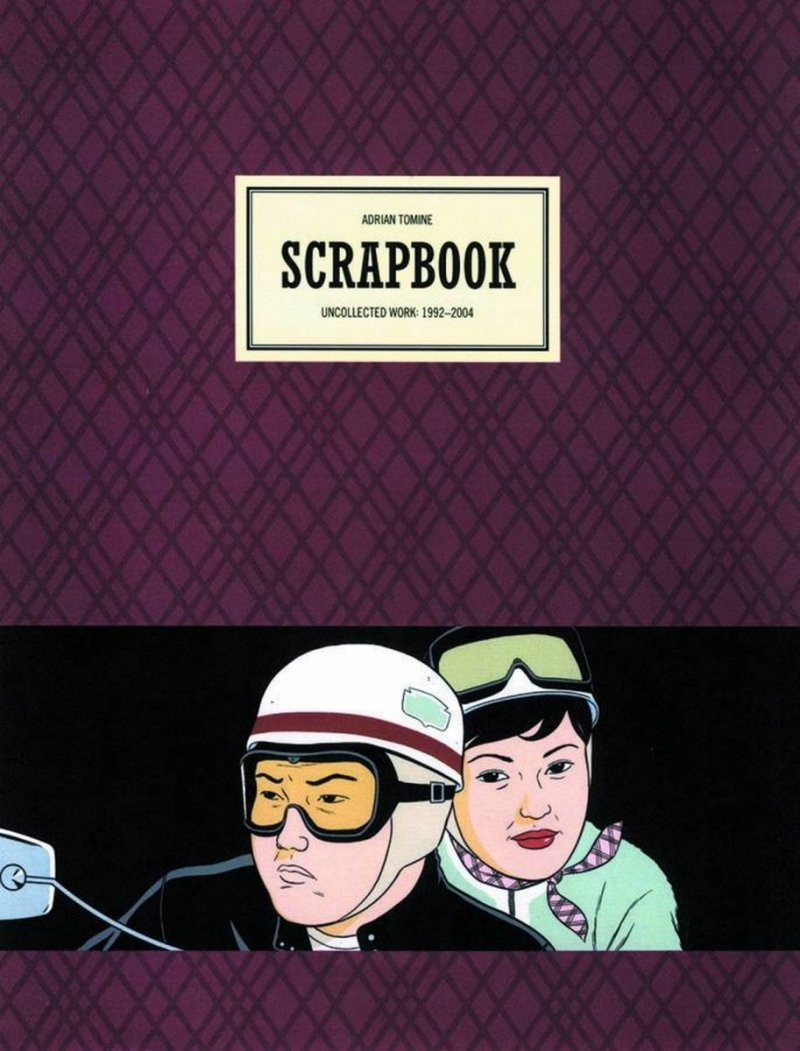 SCRAPBOOK UNCOLLECTED WORK 1990 2004 TP