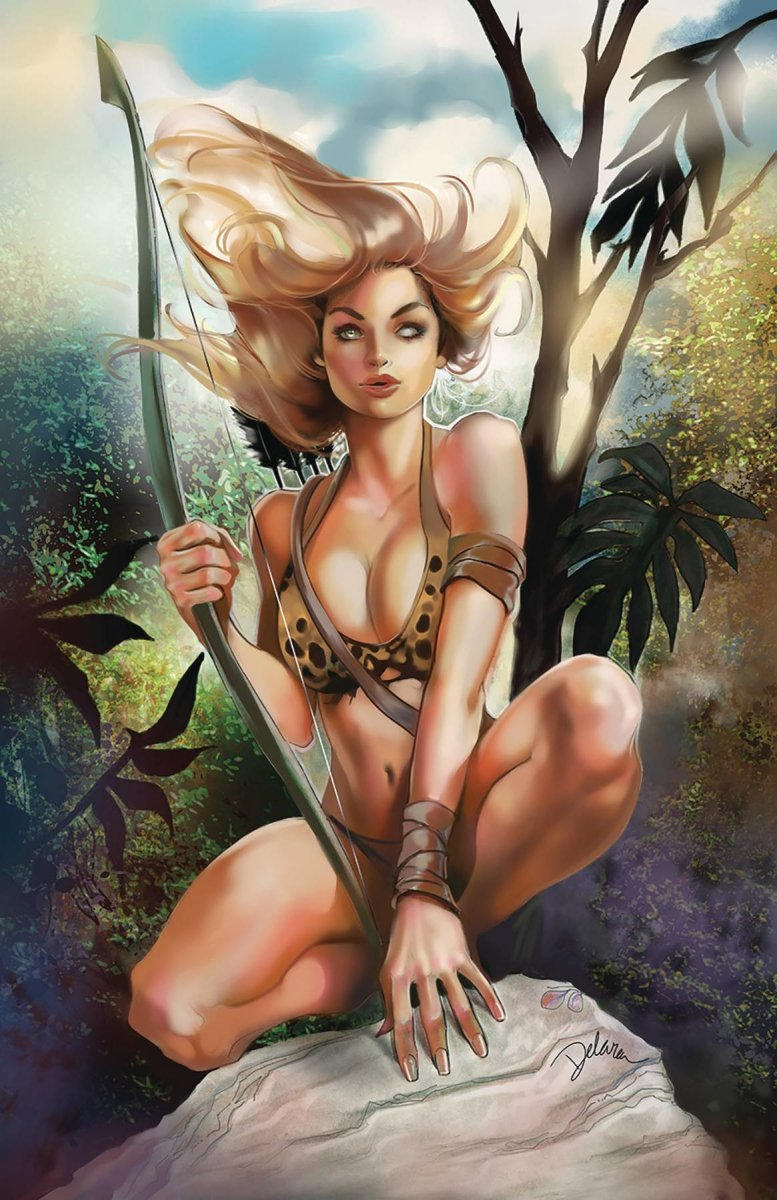 ROBYN HOOD THE HUNT #6 CVR C DELARA
