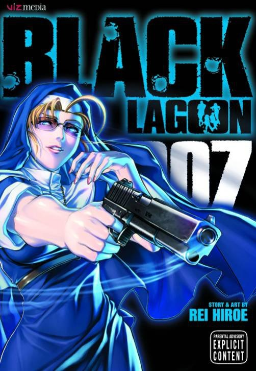 BLACK LAGOON GN VOL 07
