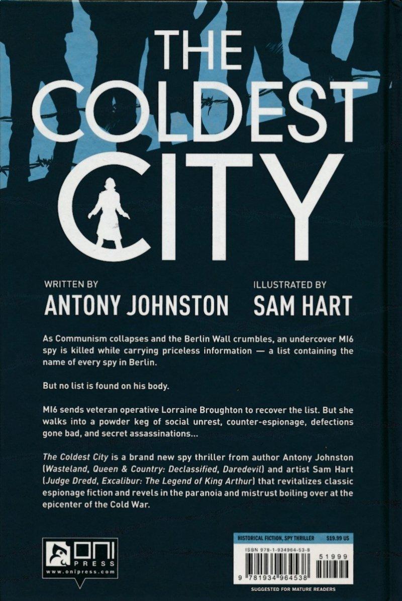 COLDEST CITY HC (Oferta ekspozycyjna)
