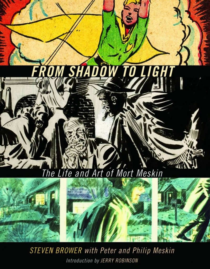 FROM SHADOW TO LIGHT HC MORT MESKIN
