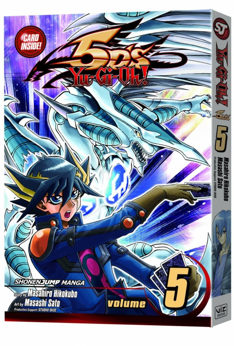YU GI OH 5DS GN VOL 05
