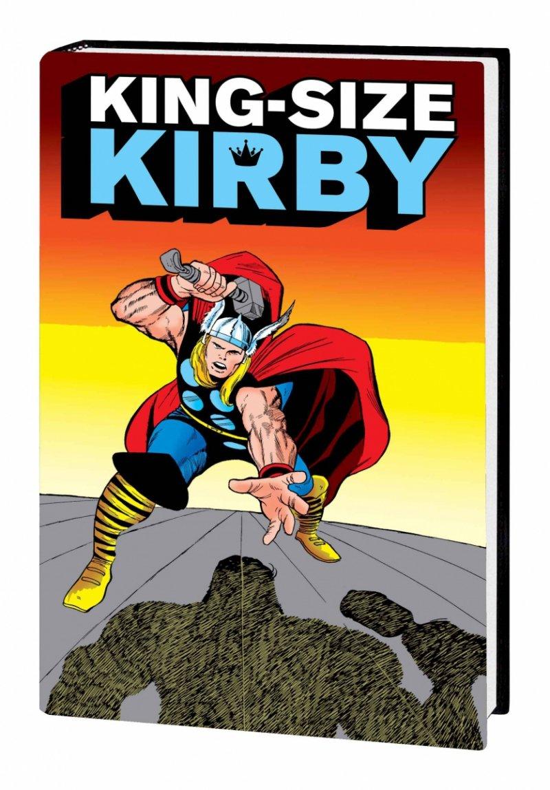 KIRBY IS MIGHTY KING SIZE HC (Oferta ekspozycyjna)