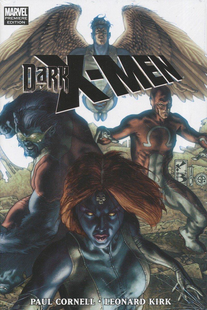 DARK X-MEN PREM HC (Oferta ekspozycyjna)