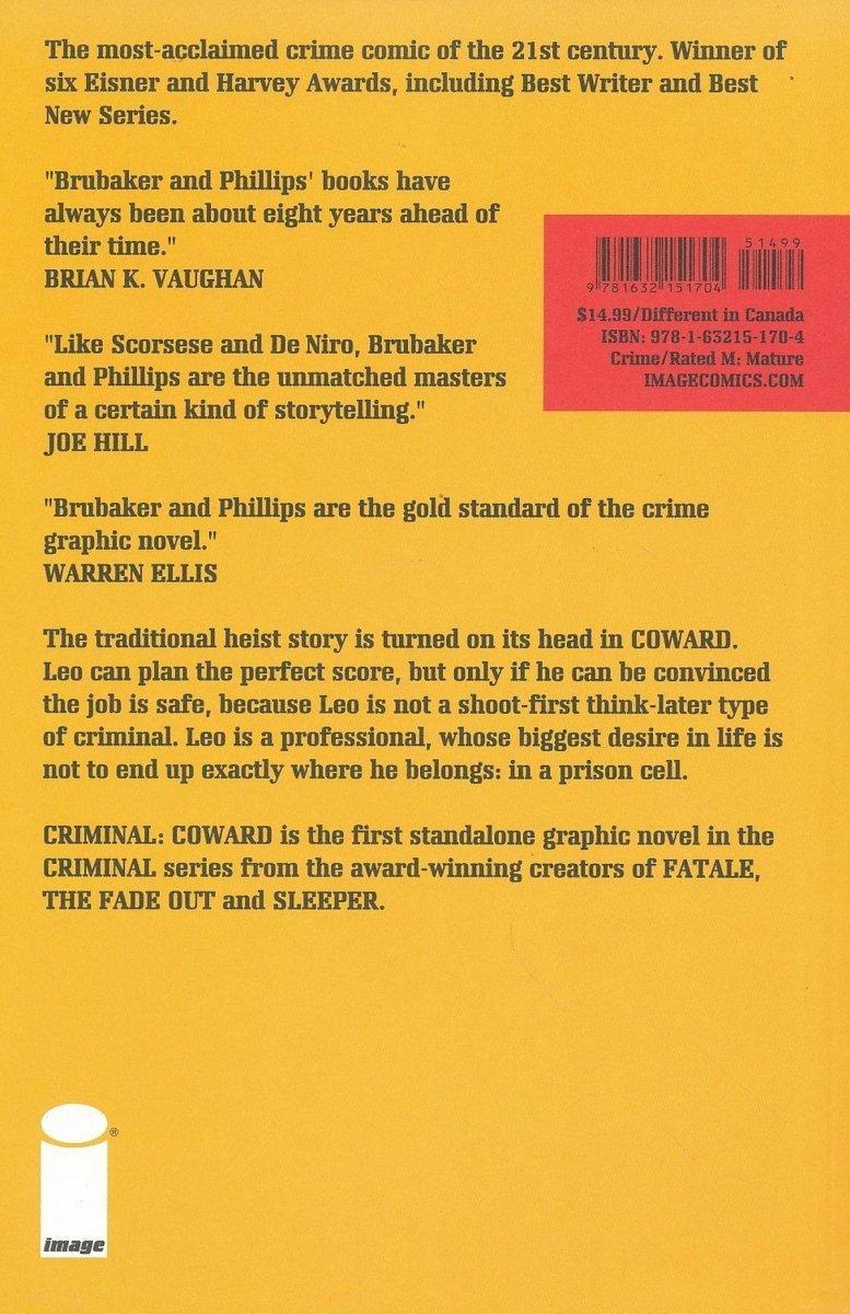 CRIMINAL VOL 01 COWARD SC