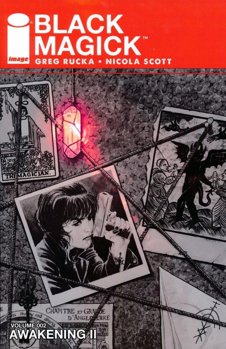 BLACK MAGICK VOL 02 AWAKENING II SC (Oferta ekspozycyjna)