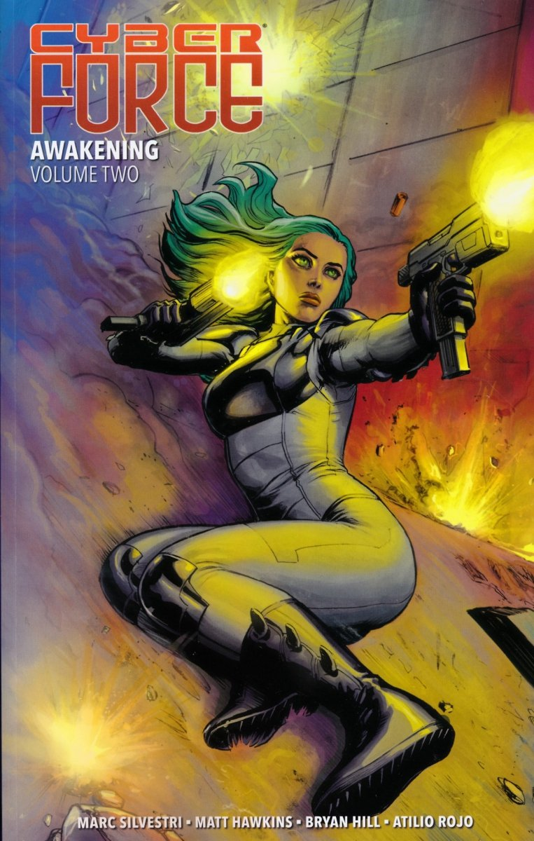 CYBERFORCE AWAKENING VOL 02 SC