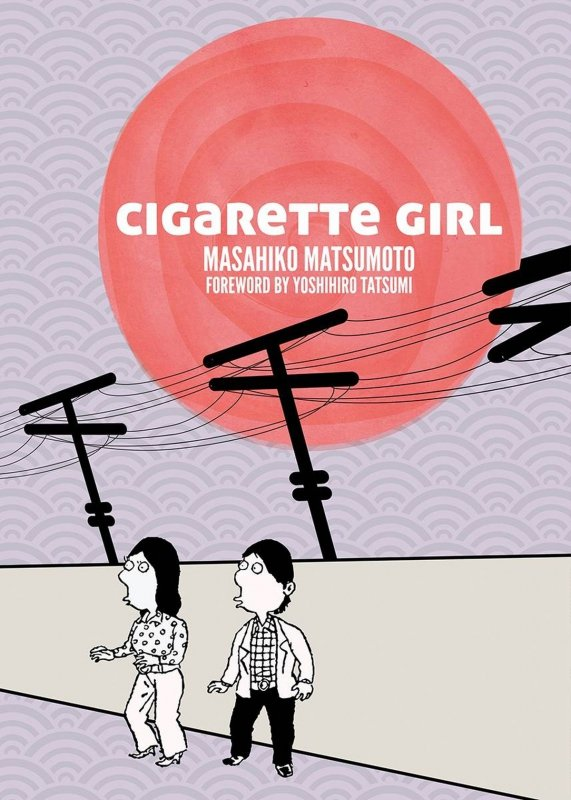 CIGARETTE GIRL GN