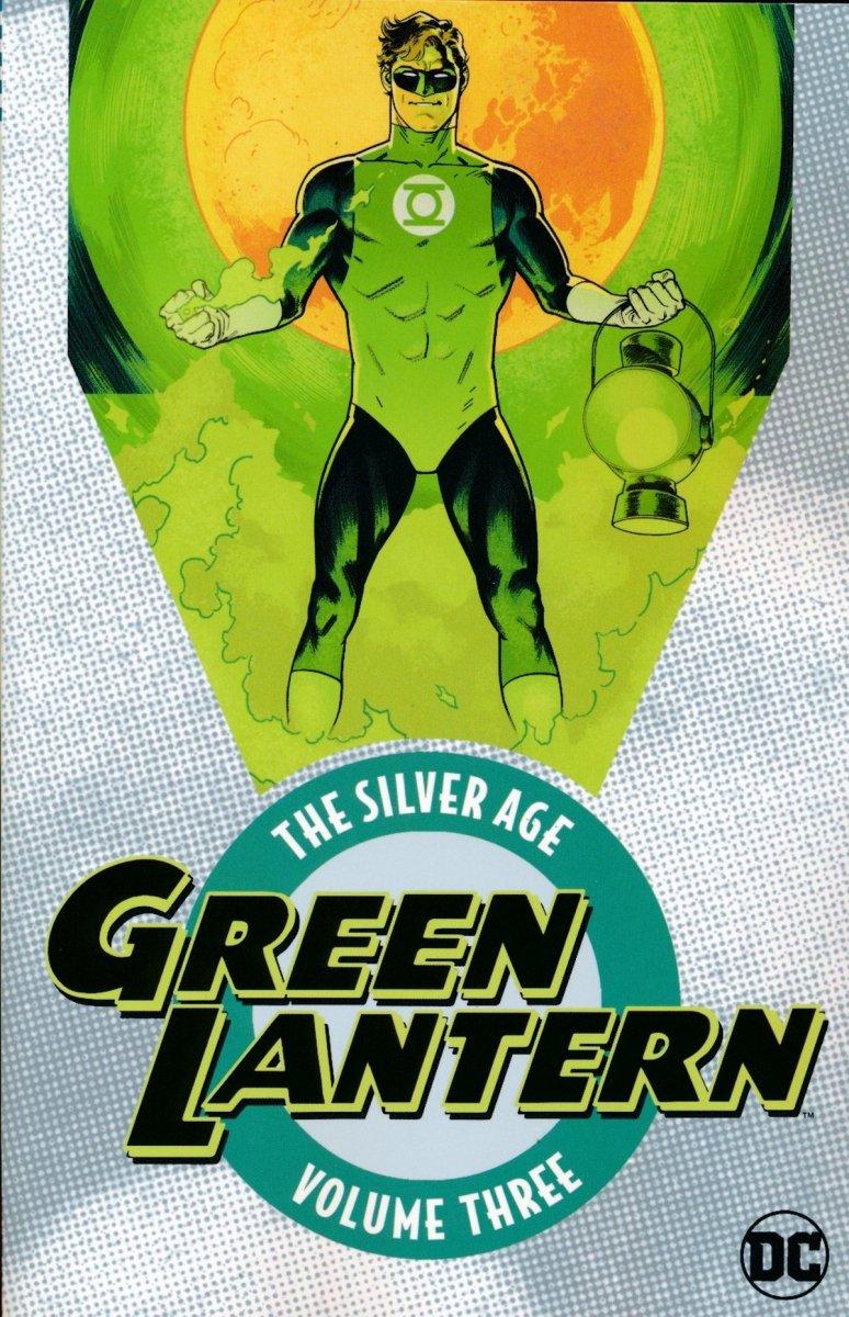 GREEN LANTERN THE SILVER AGE VOL 03 SC (Oferta ekspozycyjna)