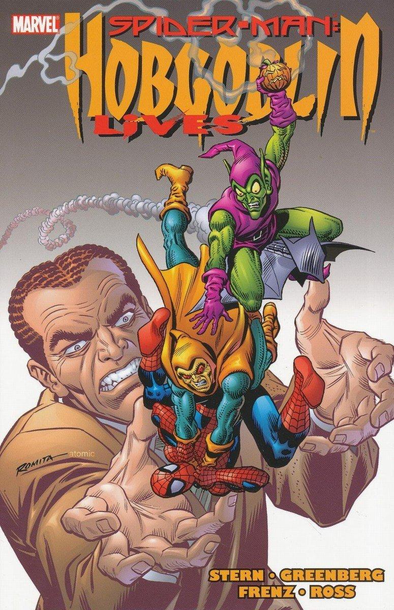 SPIDER-MAN HOBGOBLIN LIVES TP (Oferta ekspozycyjna)