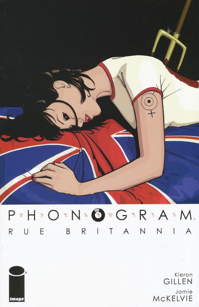 PHONOGRAM VOL 01 RUE BRITANNIA SC (Oferta ekspozycyjna)