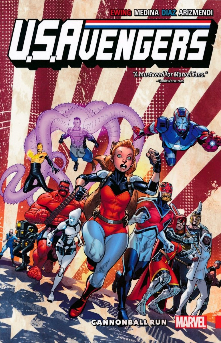 US AVENGERS TP VOL 02 STARS AND GARTERS