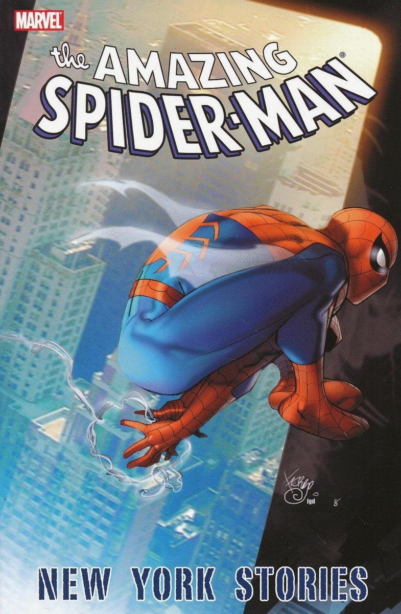 SPIDER-MAN NEW YORK STORIES TP (Oferta ekspozycyjna)
