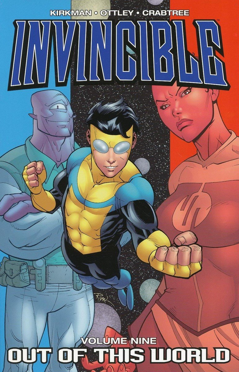 INVINCIBLE VOL 09 OUT OF THIS WORLD SC