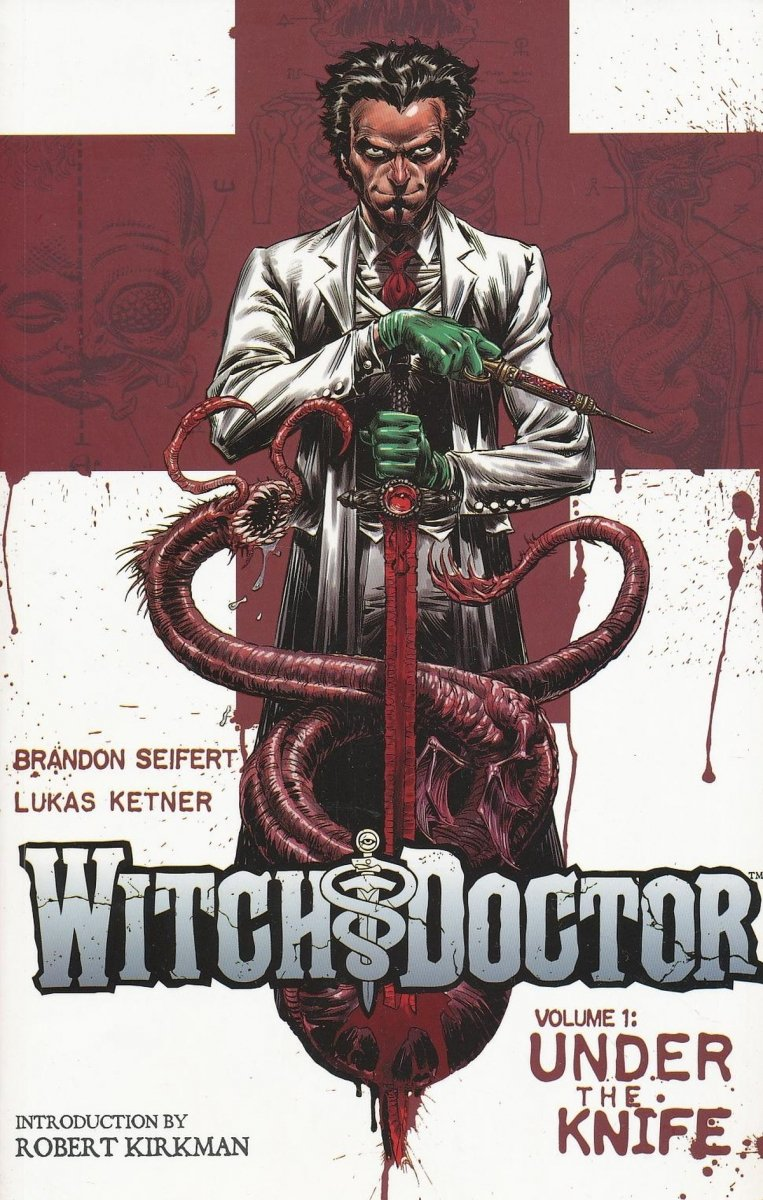 WITCH DOCTOR VOL 01 UNDER THE KNIFE SC