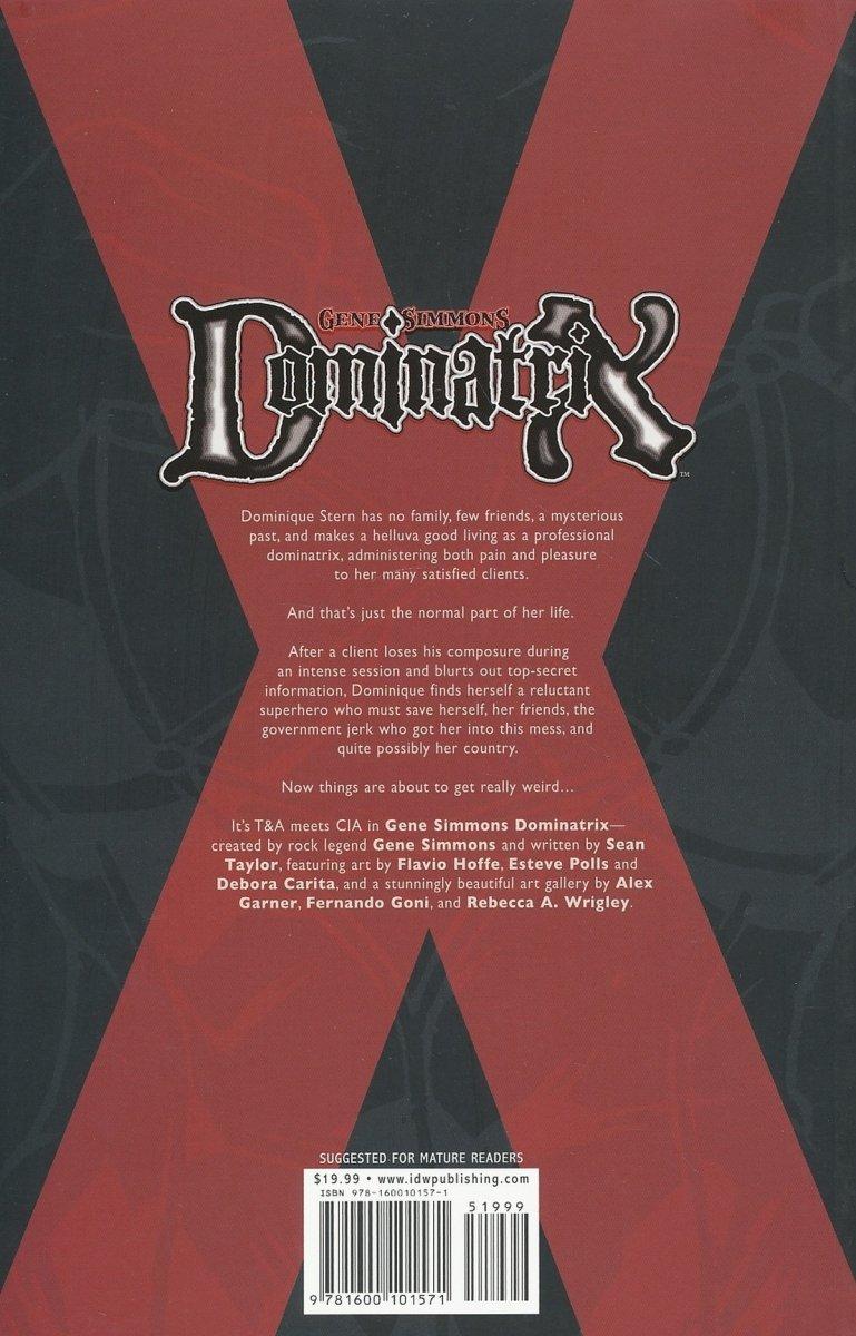 GENE SIMMONS DOMINATRIX TP VOL 01 (Oferta ekspozycyjna)
