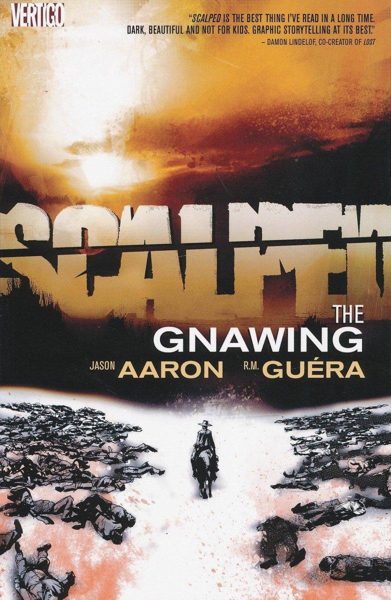 SCALPED VOL 06 THE GNAWING SC (Oferta ekspozycyjna)