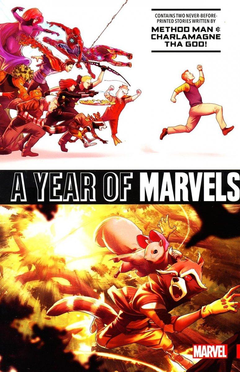 YEAR OF MARVELS TP (Oferta ekspozycyjna)