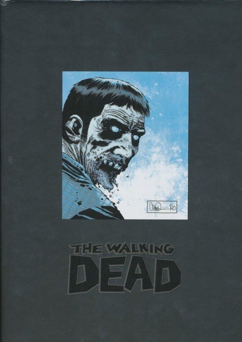 WALKING DEAD VOL 03 HC (BOX)