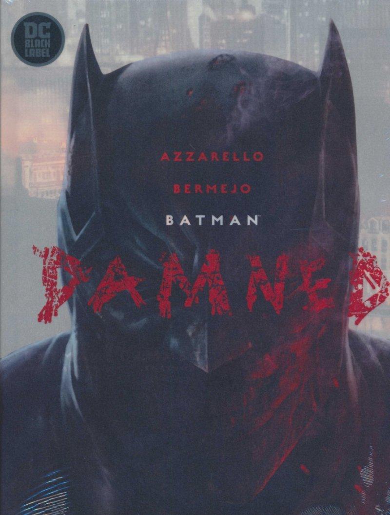 BATMAN DAMNED HC (Oferta ekspozycyjna)