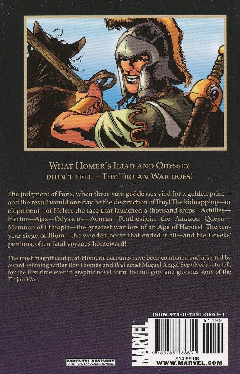 TROJAN WAR TP GN (Oferta ekspozycyjna)