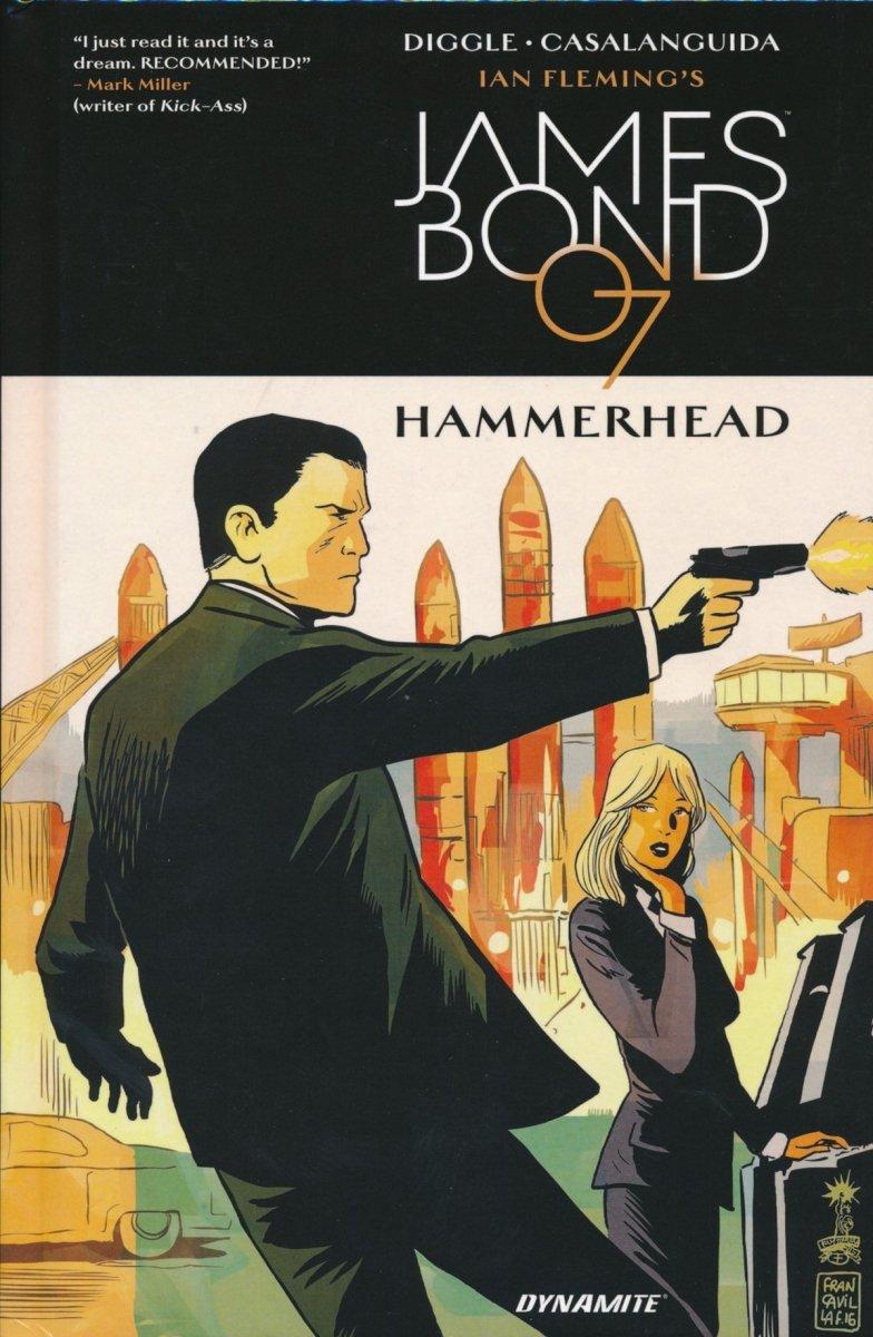 JAMES BOND HAMMERHEAD HC (Oferta ekspozycyjna)