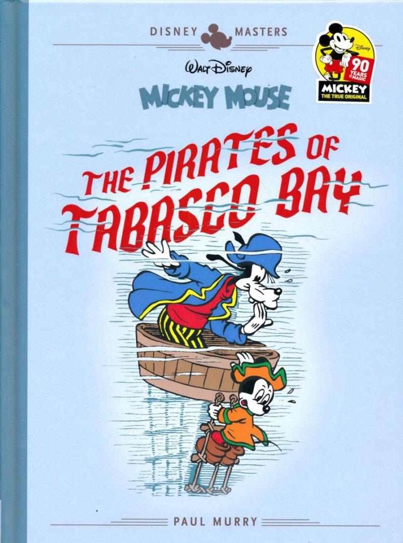 DISNEY MASTERS HC VOL 07 MURRY MOUSE PIRATES TABASCO BAY (Oferta ekspozycyjna)