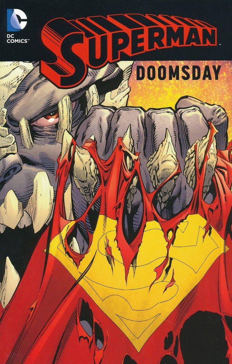 SUPERMAN VOL 05 DOOMSDAY SC (Oferta ekspozycyjna)