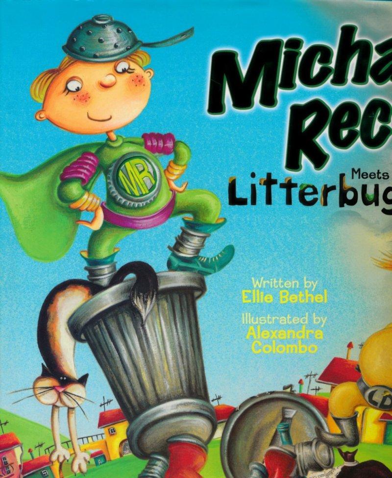 MICHAEL RECYCLE MEETS LITTERBUG DOUG HC (Oferta ekspozycyjna)