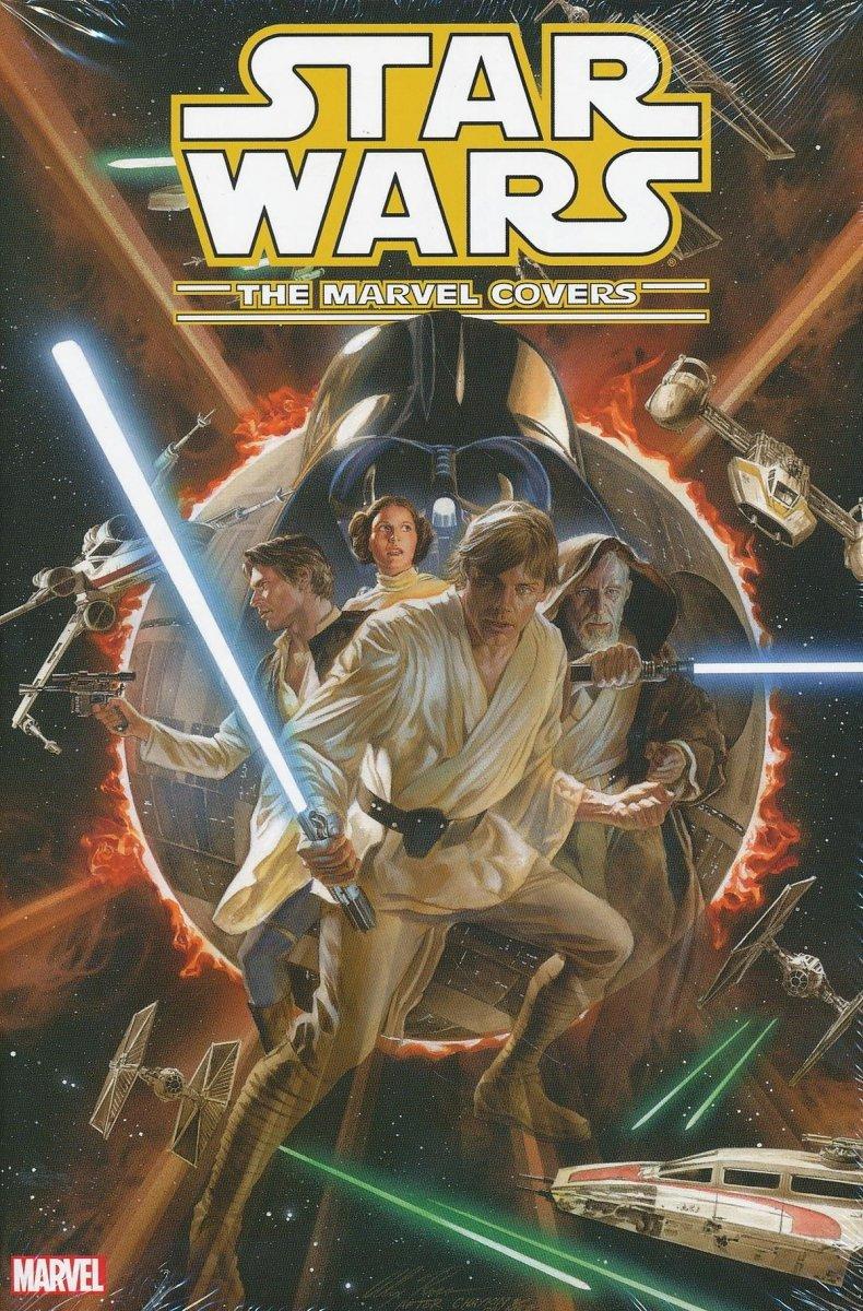 STAR WARS MARVEL COVERS HC VOL 01 ROSS CVR (Oferta ekspozycyjna)