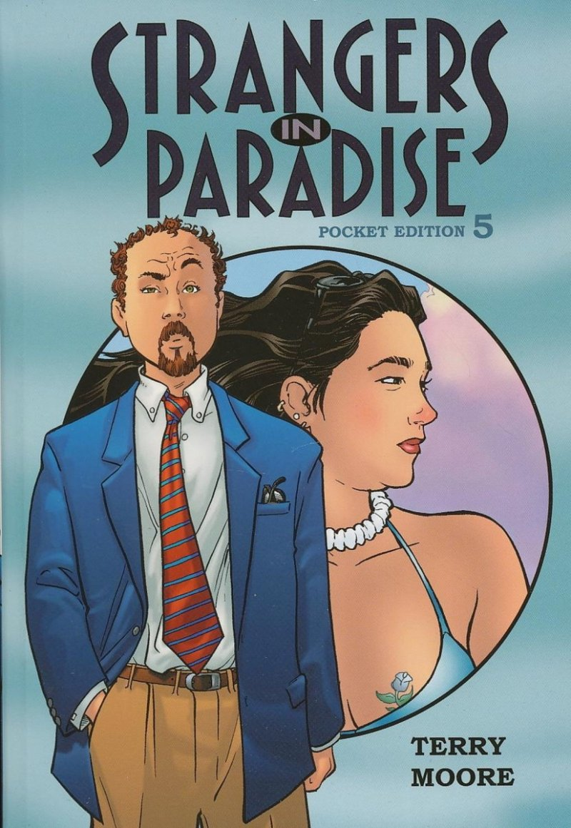 STRANGERS IN PARADISE PKT TP VOL 05