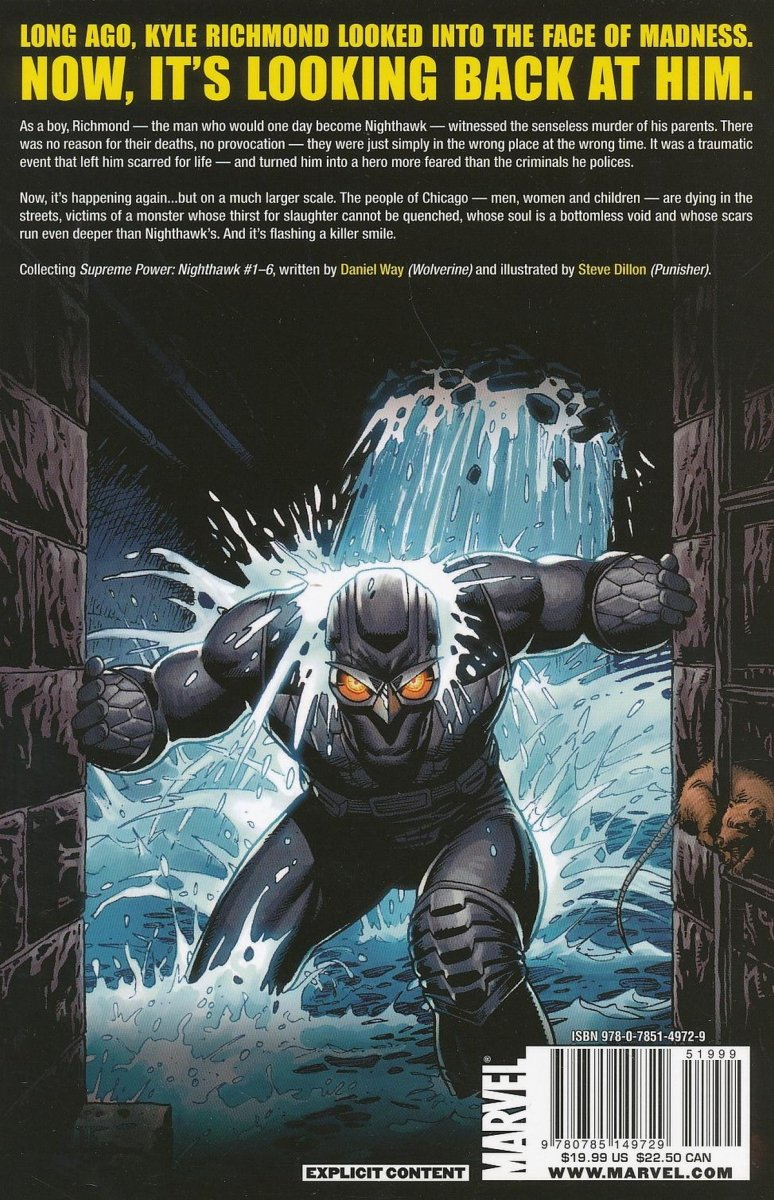 SUPREME POWER TP NIGHTHAWK