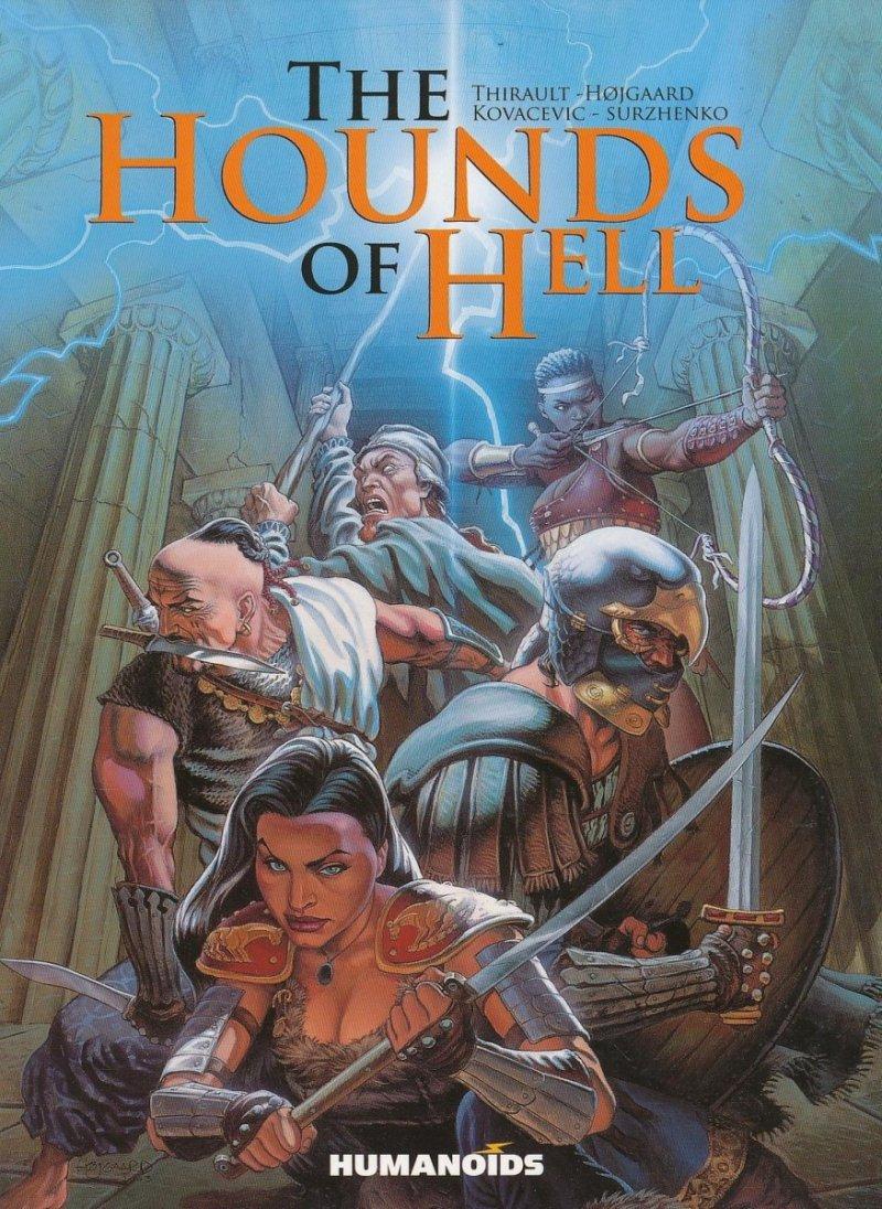 HOUNDS OF HELL SC (Oferta ekspozycyjna)