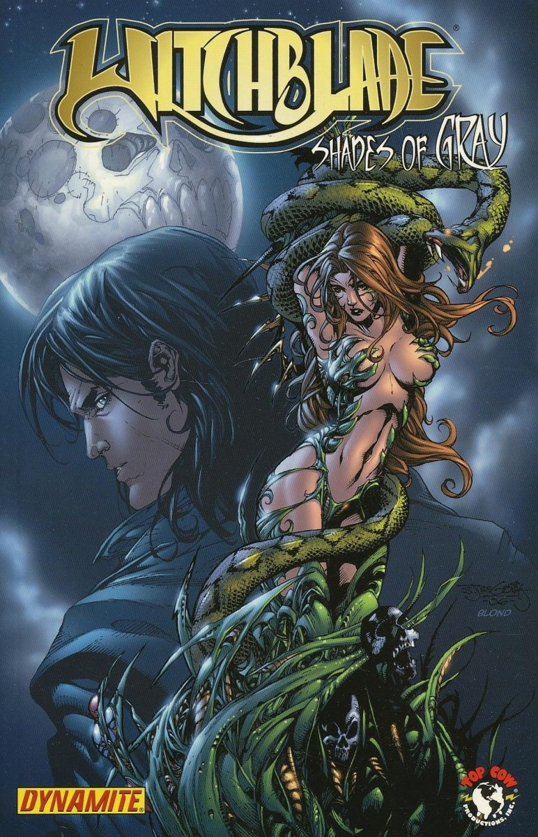 WITCHBLADE SHADES OF GRAY TP