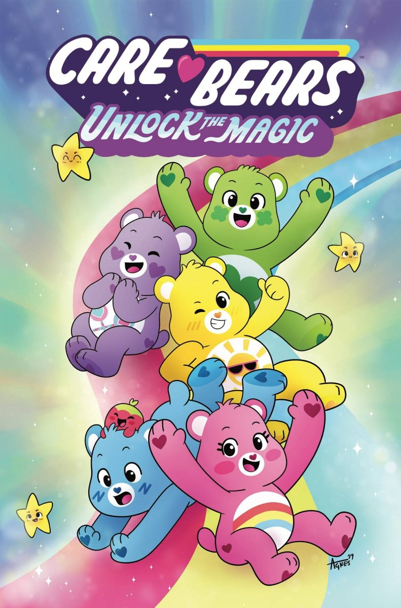 CARE BEARS TP VOL 01 UNLOCK THE MAGIC