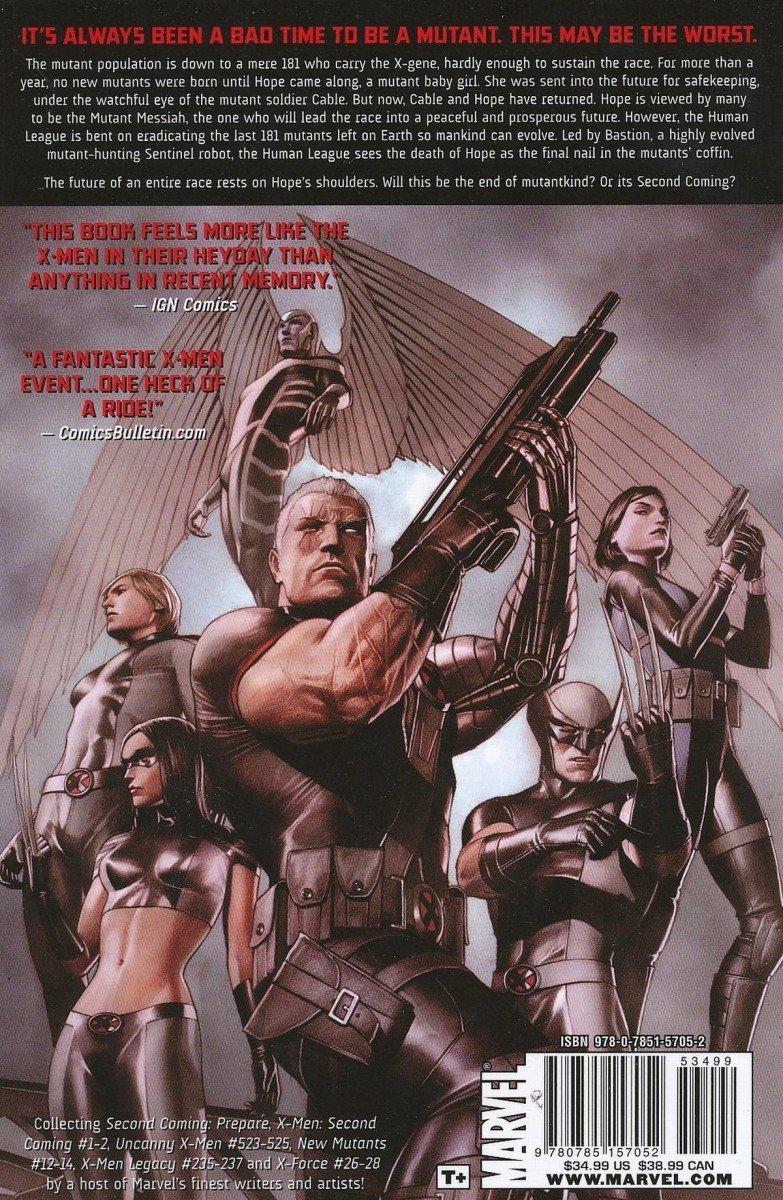 X-MEN SECOND COMING TP (Oferta ekspozycyjna)