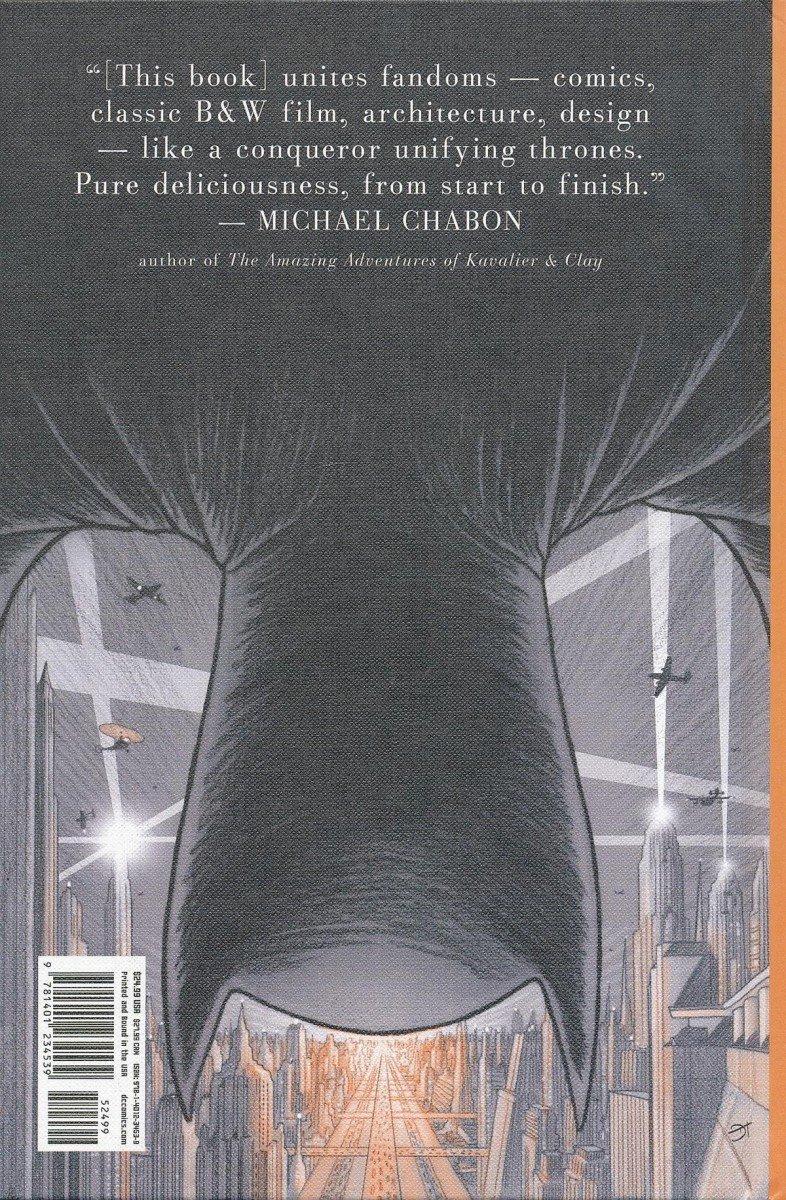 BATMAN DEATH BY DESIGN HC (Oferta ekspozycyjna)