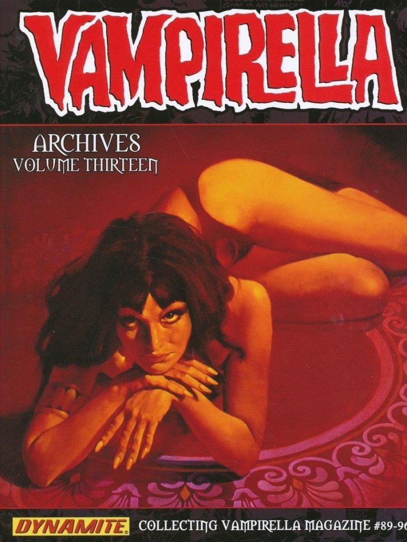 VAMPIRELLA ARCHIVES HC VOL 13
