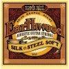 Struny ERNIE BALL 2045 Silk & Steel (11-52)