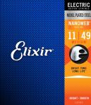 Struny ELIXIR NanoWeb (11-49)