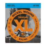 Struny D'ADDARIO XL Nickel Wound EXL140 (10-52)