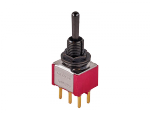 Przełącznik DPDT on-on-on mini MEC 80007 (BK)